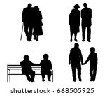 vector illustration of a... | Shutterstock .eps vector #668505925