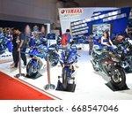jakarta  4 may 2017   some... | Shutterstock . vector #668547046