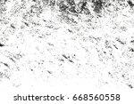 distressed overlay texture of... | Shutterstock .eps vector #668560558