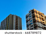 building construction | Shutterstock . vector #668789872