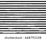 seamless pattern.grunge stripes.... | Shutterstock . vector #668792158