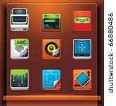 system tools. mobile devices... | Shutterstock .eps vector #66880486