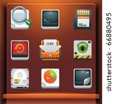 system tools. mobile devices...   Shutterstock .eps vector #66880495
