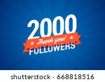 2000 Followers Card For...