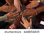 Hands Of Happy Group Of Africa...