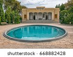 beautiful architecture of the...   Shutterstock . vector #668882428
