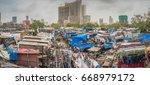 mumbai  india   june 24  2017 ... | Shutterstock . vector #668979172