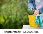 closeup of woman's hands...   Shutterstock . vector #669028786