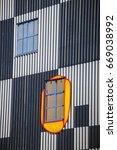 Small photo of VIENNA, AUSTRIA - October 15, 2016: Detail facade of Spittelau waste incineration in Vienna, built by the famous Austrian architect Friedensreich Hundertwasser