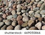 Small photo of heap of stones