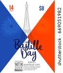 illustration banner or poster... | Shutterstock .eps vector #669051982