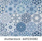 A Rich Set Of Hexagonal Ceramic ...
