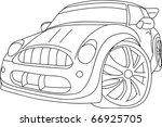 vector    super sport tuning on ...   Shutterstock .eps vector #66925705