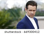 cannes  france   may 24  actor... | Shutterstock . vector #669300412
