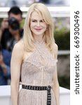 cannes  france   may 24  nicole ... | Shutterstock . vector #669300496