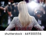 cannes  france   may 24 ... | Shutterstock . vector #669300556