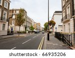 traditional town houses at... | Shutterstock . vector #66935206