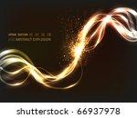 Eps10 Vector Abstract Explosio...