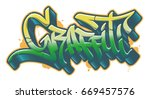 graffiti word in readable...