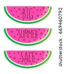 sale. summer sale design banner....   Shutterstock .eps vector #669460792