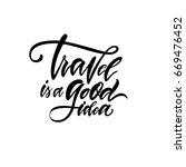 vector illustration. lettering  ...   Shutterstock .eps vector #669476452