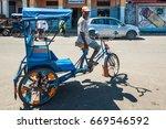 toamasina  madagascar  ... | Shutterstock . vector #669546592