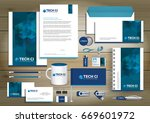 gift items business corporate... | Shutterstock .eps vector #669601972