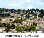 Panoramic View Of The Historic...