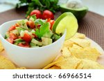 Mexican Tortilla Chips With...