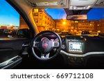 pruszcz gdanski  poland   june... | Shutterstock . vector #669712108