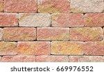 brick wall   Shutterstock . vector #669976552