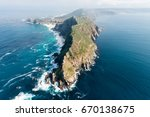 cape point  south africa ... | Shutterstock . vector #670138675