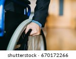 after car accident and... | Shutterstock . vector #670172266
