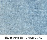 jeans texture 5   Shutterstock . vector #670263772