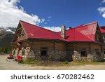 Banff National Park  Alberta ...