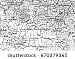 abstract background in black... | Shutterstock . vector #670379365