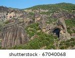 the high rocky mountain | Shutterstock . vector #67040068