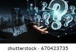 businessman on blurred...   Shutterstock . vector #670423735