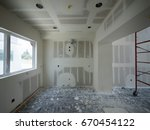 Interior Construction Of...