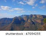 Three Rondawels  South Africa