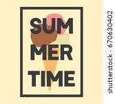 summer backgrounds collection.... | Shutterstock .eps vector #670630402
