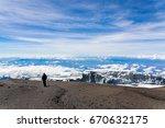 Uhuru Peak  Mt.kilimanjaro ...