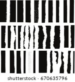 vector rough edge   Shutterstock .eps vector #670635796