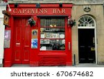 Captains Bar  Situated On Sout...