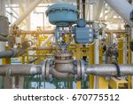 actuated control valve fail to... | Shutterstock . vector #670775512
