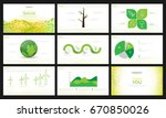 presentation templates for... | Shutterstock .eps vector #670850026