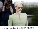 cannes  france   may 19  tilda... | Shutterstock . vector #670930222