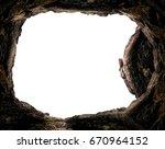 resurrection of jesus christ... | Shutterstock . vector #670964152