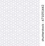 Seamless Line Pattern In...