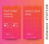 find hotel rooms and select...